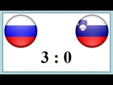 Russia - Slovenia (Highlights)