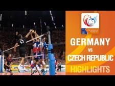 Germany - Czech Republic (Highlights)