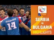 Serbia - Bulgaria (Highlights)
