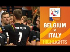 Belgium - Italy (Highlights)