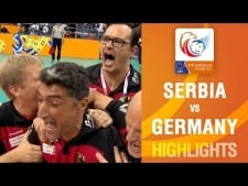 Serbia - Germany (Highlights)