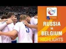 Russia - Belgium (Highlights)