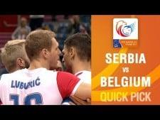 Long rally (Serbia - Belgium)