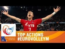 Best actions in EuroVolley 2017