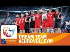 Best players in EuroVolley 2017