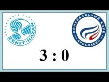 Zenit Kazan - Yaroslavl Yaroslavich (Highlights)