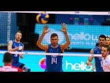 Matteo Piano in EuroVolley 2017