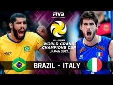 Brazil - Italy (full match)