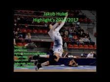 Jakub Hukel in season 2016/17