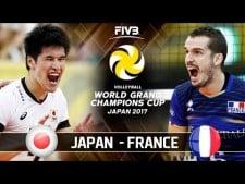 Japan - France (full match)