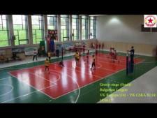 Gabriel Atanasov - Middle Blocker - Season 2016 / 17