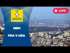 France - USA (full match)