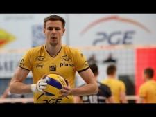 Mariusz Wlazły 2 aces in a row (Skra - Milano)
