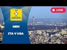 Italy - USA (full match)
