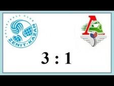 Zenit Kazan - Lokomotiv Novosibirsk (Highlights)