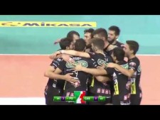 Kioene Padova - BCC Castellana Grotte (Highlights)