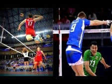 Best Volleyball Opposites in the world