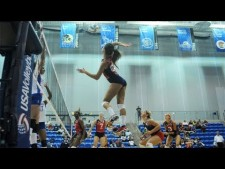 Women's  Volleyball Motivation