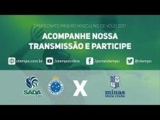 Sada Cruzeiro - Minas Tênis Clube (full match)