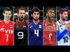 TOP50 Best Spikes in EuroVolley 2017