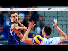 Best actions by setters in EuroVolley 2017