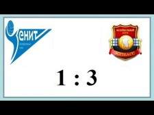 Zenit St. Petersburg - Kuzbass Kemerovo (Highlights)