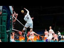 TOP20 Best Volleyball Actions