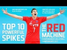 Russia in EuroVolley 2017