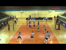 Bojan Rajkovic in match Partizan - Crvena Zvezda