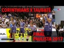 Corinthians - Funvic Taubaté (full match)