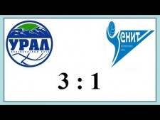 Ural Ufa - Zenit St. Petersburg (Highlights)