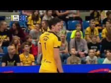 Srecko Lisinać pipe attack (Skra - Lubin)