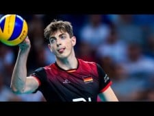 Tobias Krick in EuroVolley 2017