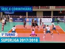 Sesc/Rio de Janeiro - Corinthians (full match)