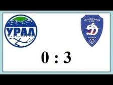 Ural Ufa - Dynamo Moscow (Highlights)