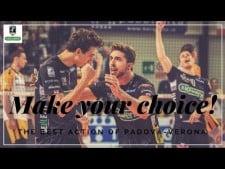 Best actions: Kioene Padova - Calzedonia Verona