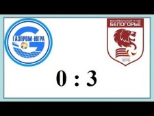 Gazprom Surgut - Belogorie Belgorod (Highlights)