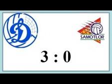 Dynamo-LO - Yugra-Samotlor Nizhnevartovsk (Highlights)