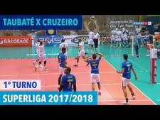 Funvic/Taubaté - Sada Cruzeiro (full match)