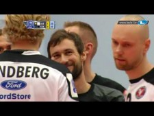 Libero (Florian Ringseis) scored the point