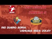Río Duero - Ushuaia Ibiza (full match)