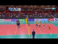 Selçuk Keskin & Yuriy Gladyr fantastic action