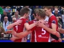 AB Groningen/Lycurgus - Noliko Maaseik (Highlights)