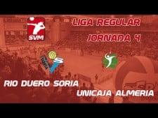 Río Duero Soria - Unicaja Almería (full match)