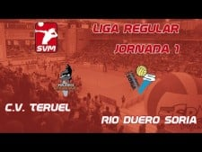 CV Teruel - Río Duero (full match)