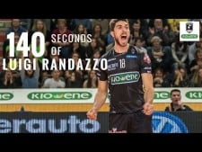 Luigi Randazzo in Serie A1 2017/18