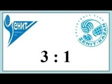 Zenit St. Petersburg - Zenit Kazan (Highlights)