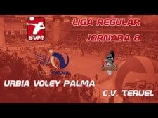 Urbia Voley Palma - CV Teruel (full match)