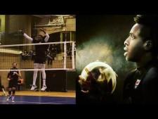 Sharone Vernon-Evans in World League 2017 (3rd movie)