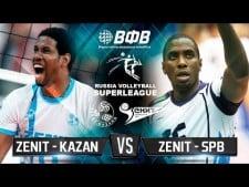 Zenit St. Petersburg - Zenit Kazan (short cut)